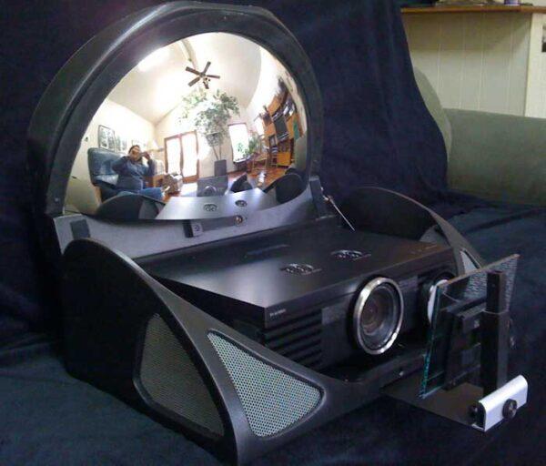 Planetarium mobilne