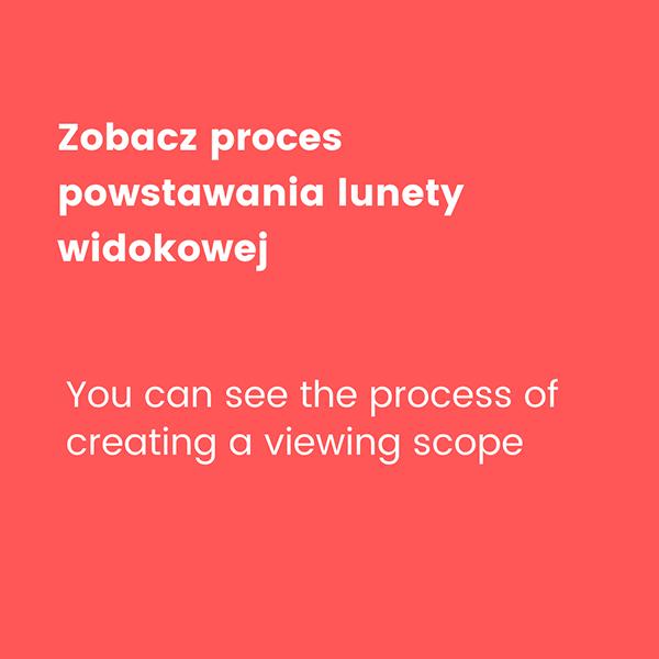 Proces powstawania lunety